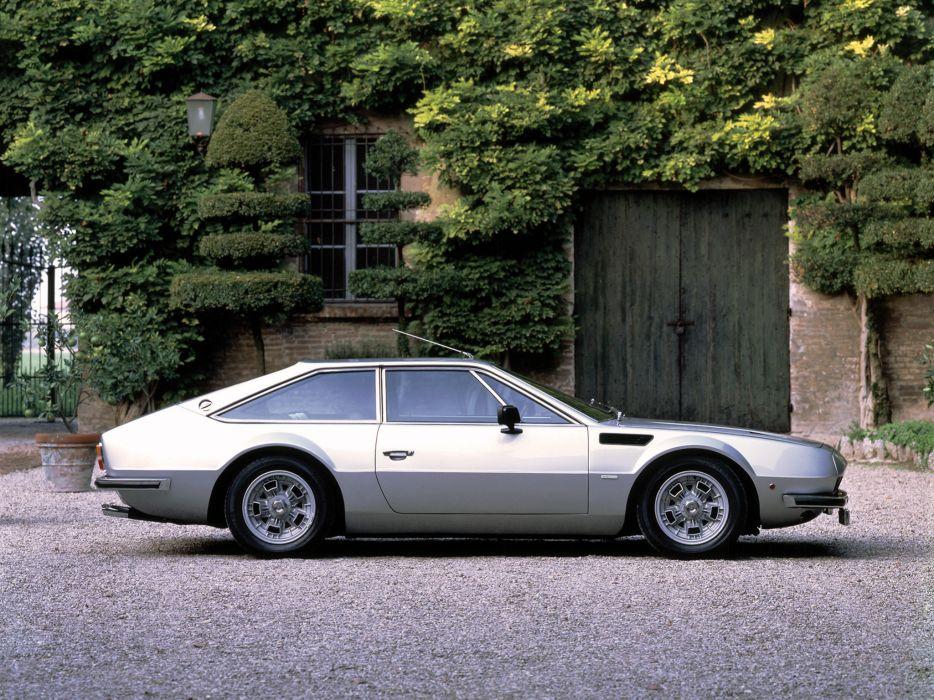 1970 Lamborghini Jarama 400-GT g-t 400 classic supercars      d wallpaper