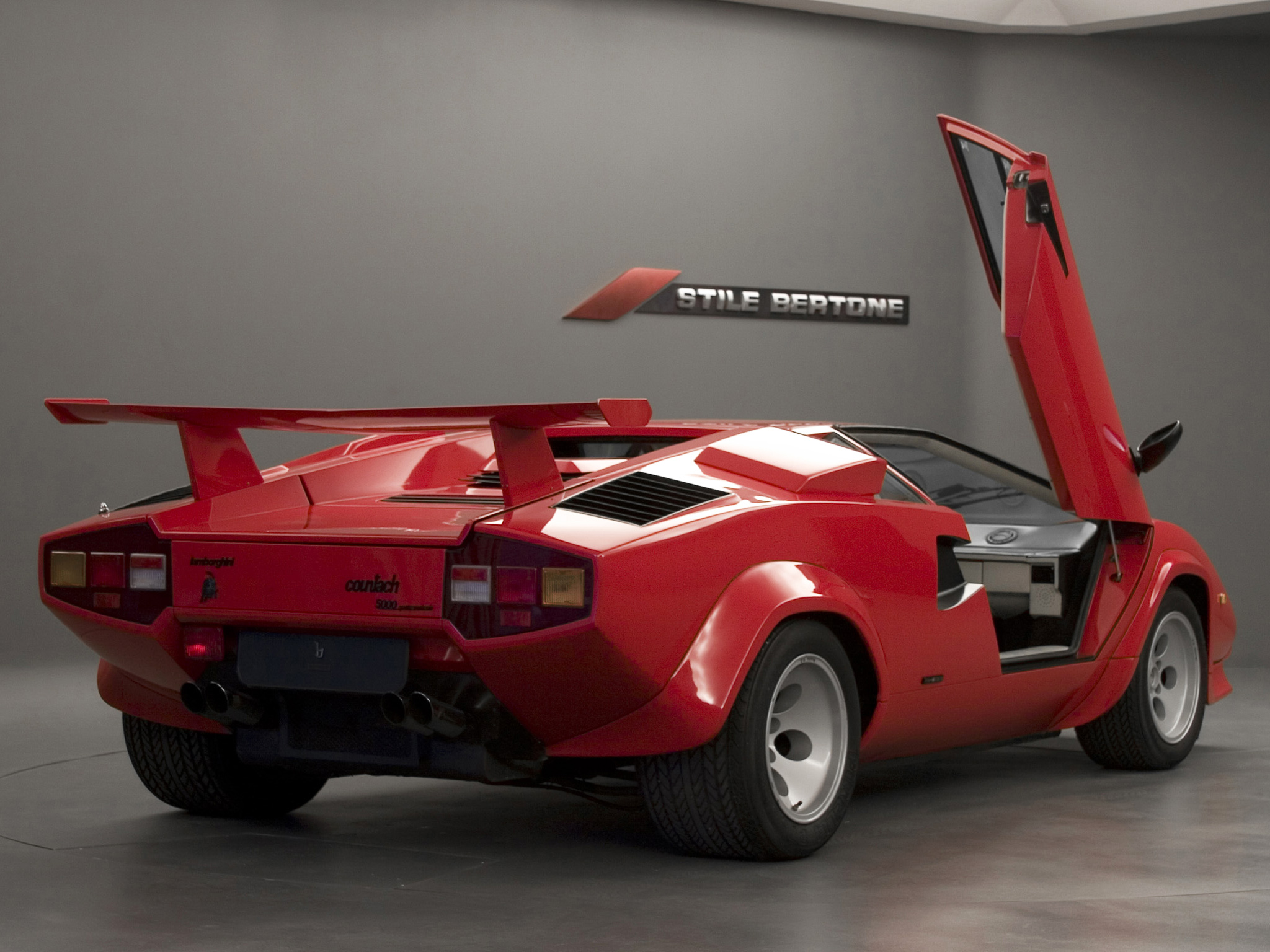 1985 Lamborghini Countach Lp5000 S Quattrovalvole Lp5000