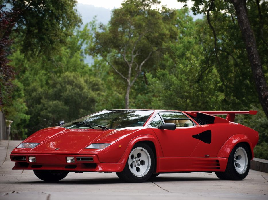 Lamborghini Countach Lp S Quattrovalvole Lp Cl Ic Supercars Supercar Q Wallpaper