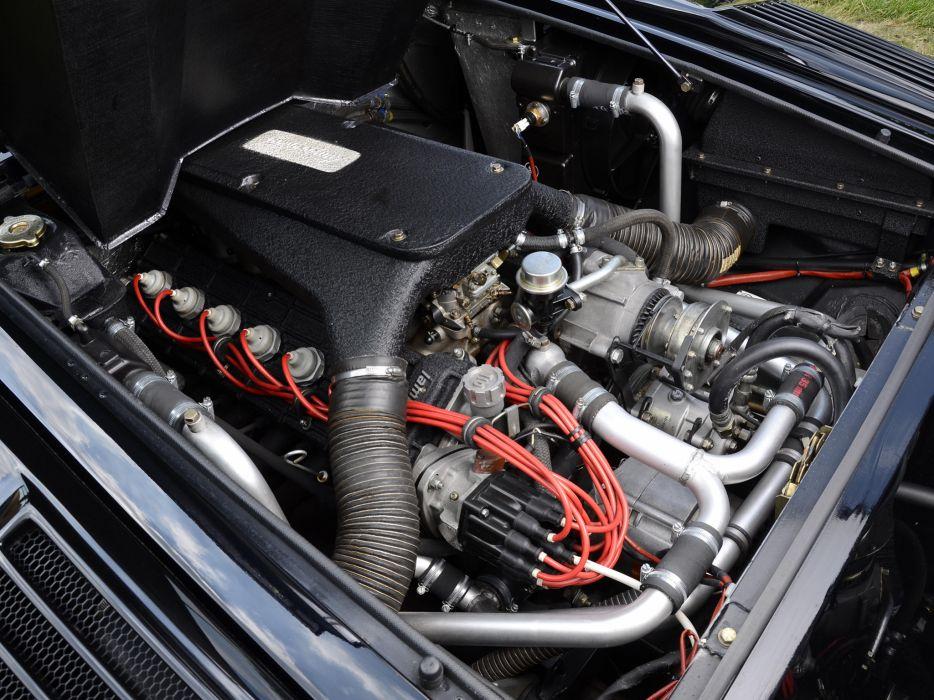 1988 Lamborghini Countach UK Spec Classic Supercar Supercars Engine Engines Wallpaper