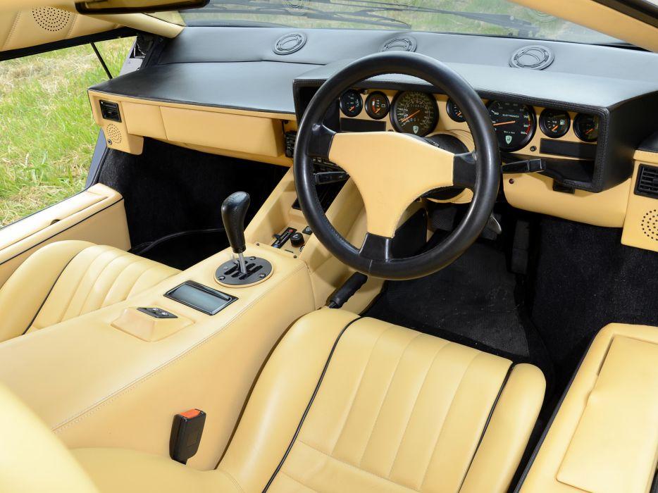 1988 Lamborghini Countach Uk Spec Classic Supercar Supercars