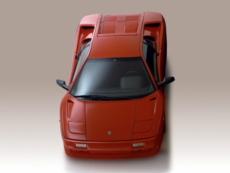 1990 Lamborghini Diablo supercar supercars     ds wallpaper