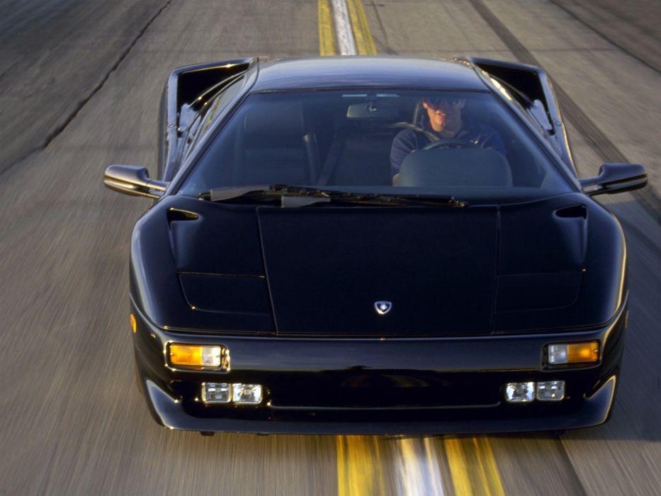 1990 Lamborghini Diablo supercar supercars   ss wallpaper