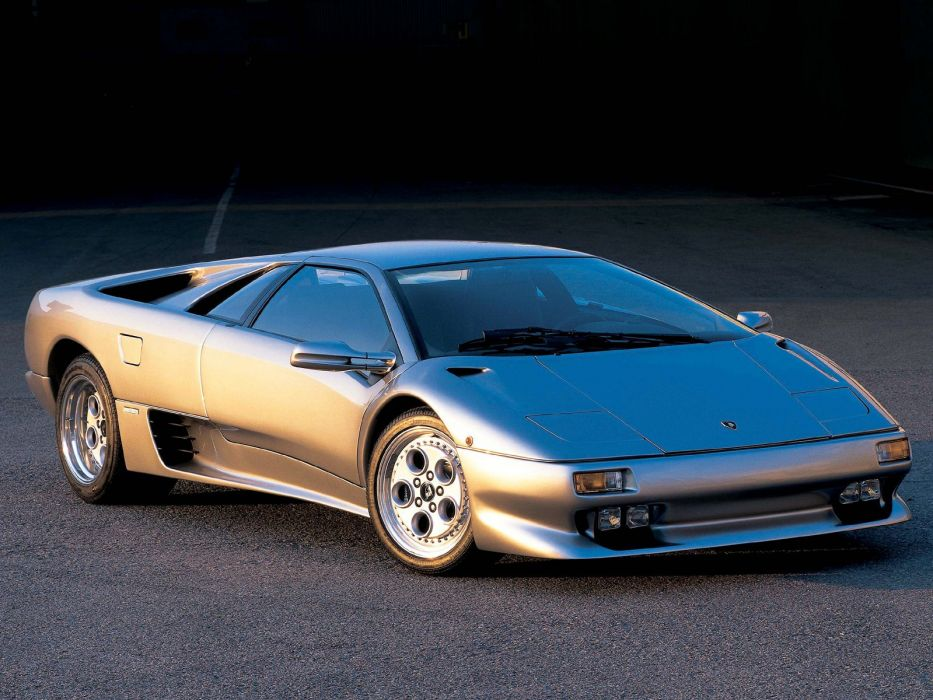 1993 Lamborghini Diablo supercar supercars     y wallpaper