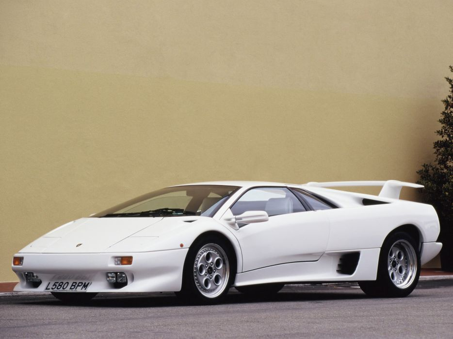 1993 Lamborghini Diablo supercar supercars wallpaper