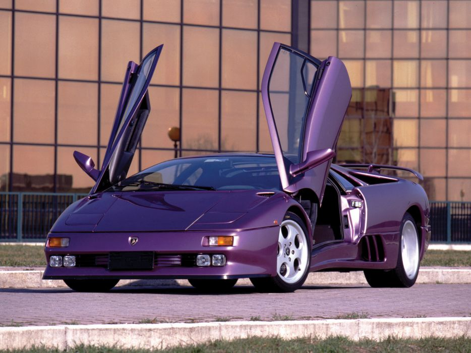 1994 Lamborghini Diablo SE30 supercar supercars    h wallpaper