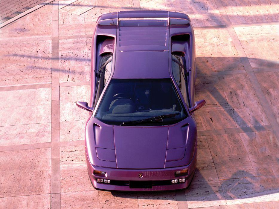 1994 Lamborghini Diablo SE30 supercar supercars   f wallpaper