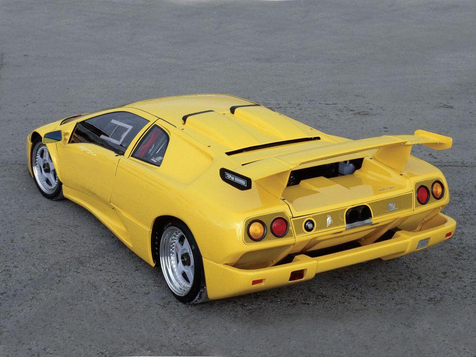 1995 Lamborghini Diablo SE30 Jota-R jota supercar supercars      f wallpaper