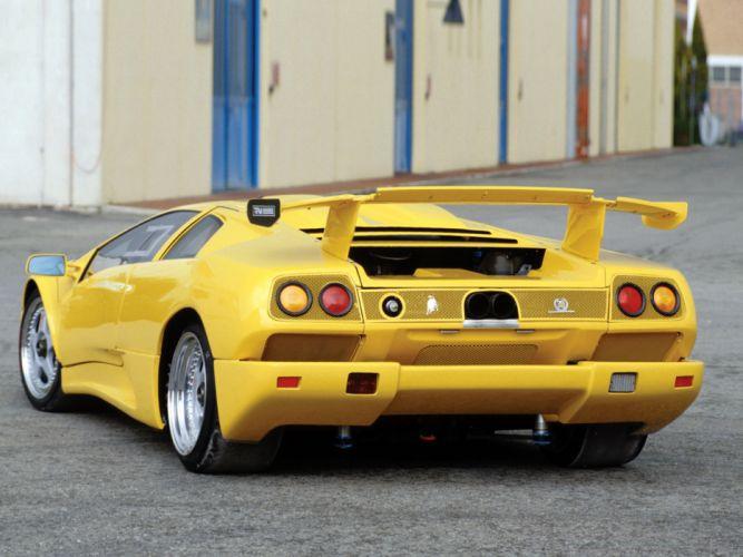 1995 Lamborghini Diablo SE30 Jota-R jota supercar supercars q wallpaper