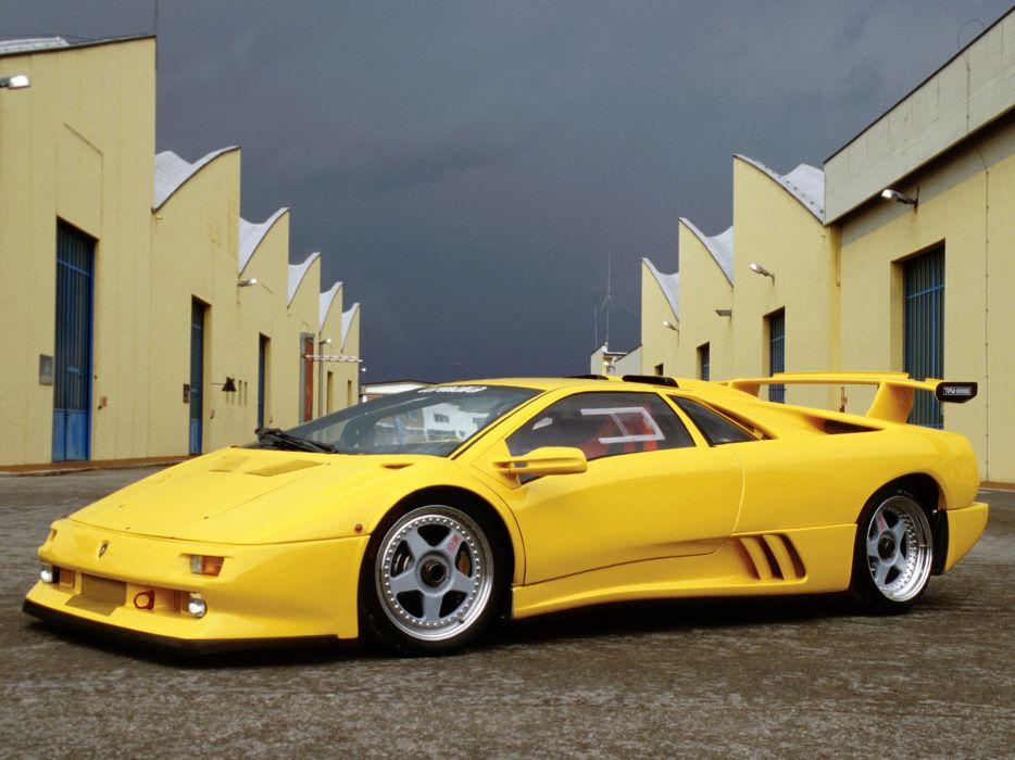 1995 Lamborghini Diablo SE30 Jota-R jota supercar supercars wallpaper