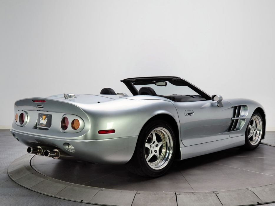 1998 Shelby Series One supercar supercars muscle      f wallpaper