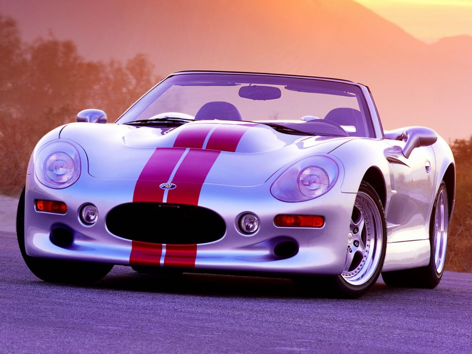 1998 Shelby Series One supercar supercars muscle   g wallpaper