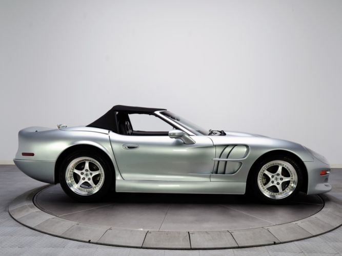 1998 Shelby Series One supercar supercars muscle w wallpaper
