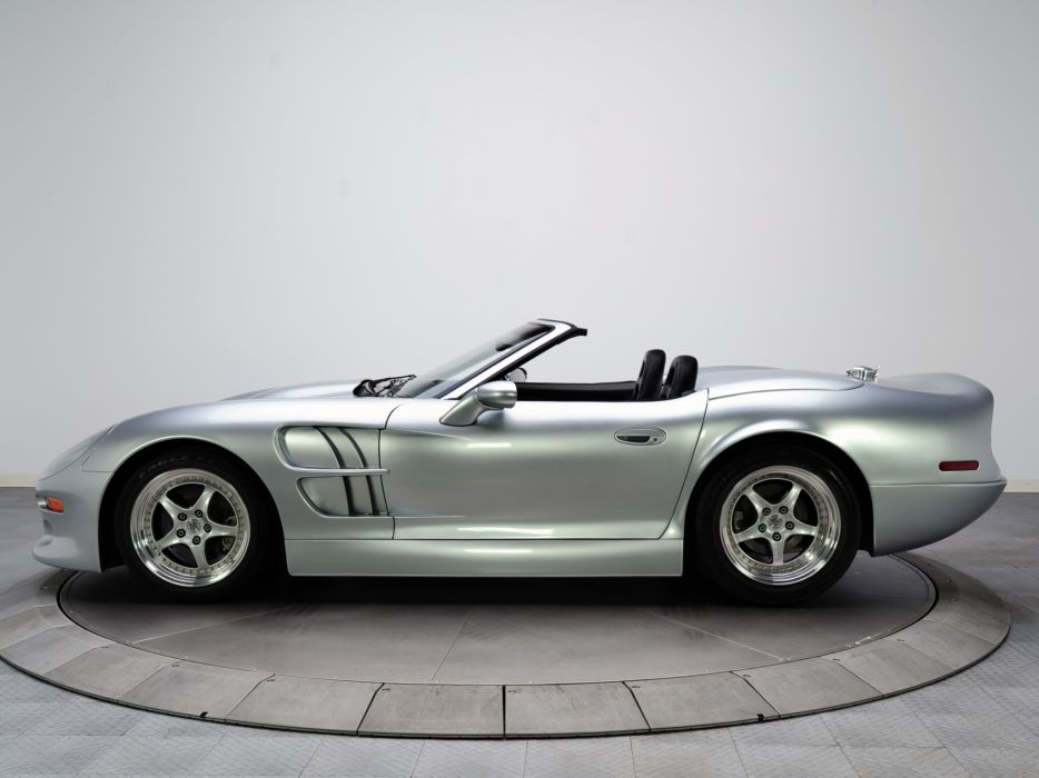 1998 Shelby Series One supercar supercars muscle q wallpaper