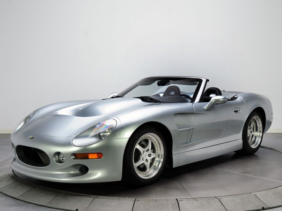 1998 Shelby Series One supercar supercars muscle wallpaper