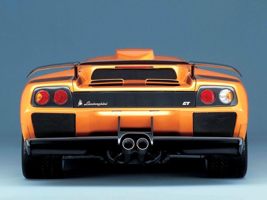 1999 Lamborghini Diablo-GT diablo supercar supercars q wallpaper