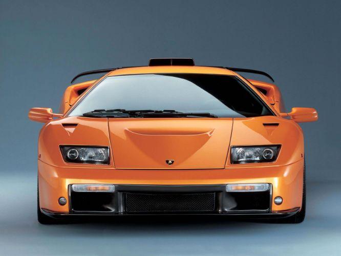 1999 Lamborghini Diablo-GT diablo supercar supercars wallpaper