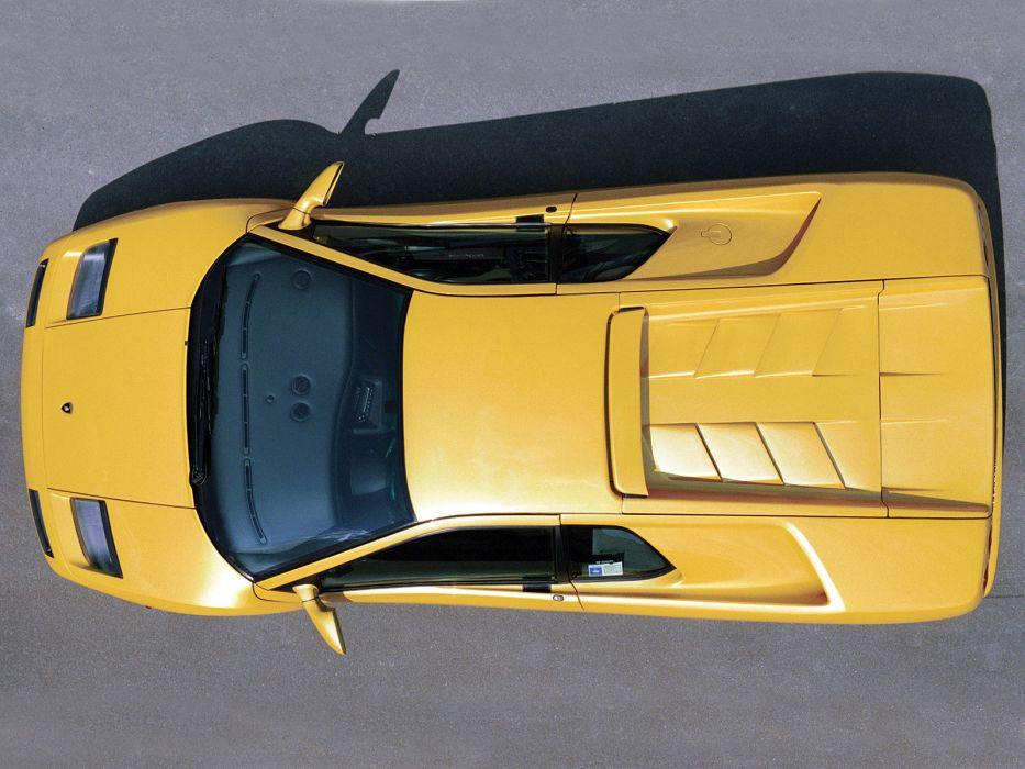 2000 Lamborghini Diablo-VT 6_0 diablo supercar supercars       v wallpaper