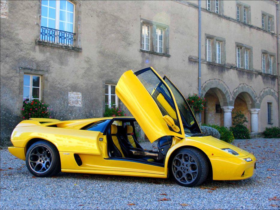 2000 Lamborghini Diablo-VT 6_0 diablo supercar supercars     f wallpaper