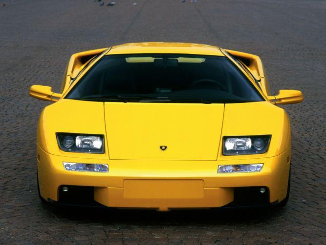 2000 Lamborghini Diablo-VT 6_0 diablo supercar supercars d wallpaper