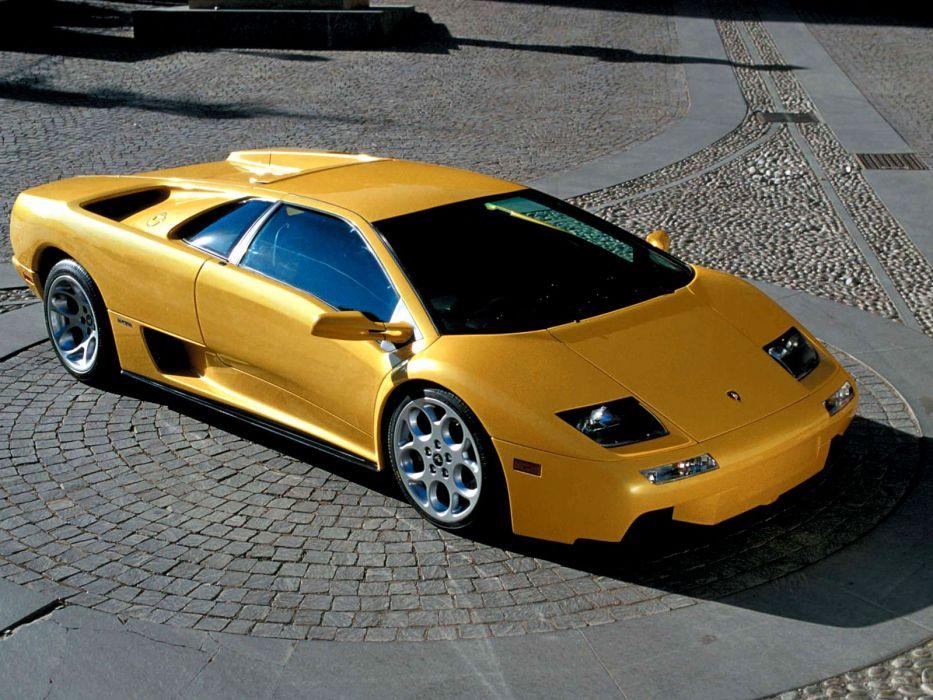 2000 Lamborghini Diablo-VT 6_0 diablo supercar supercars e wallpaper
