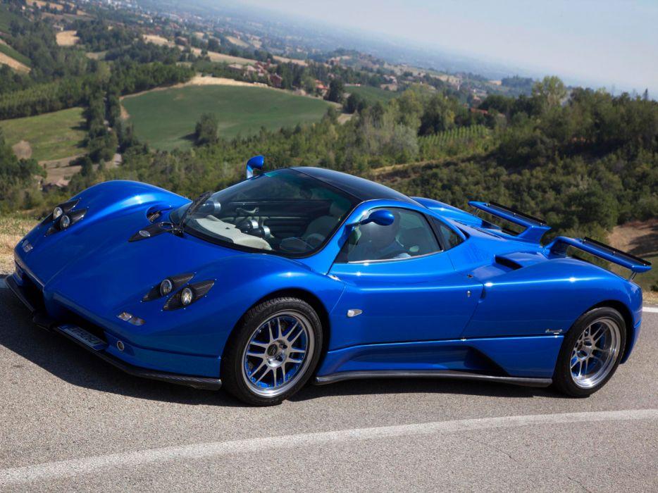 2002 Pagani Zonda C12 S 7_3 supercar supercars    f wallpaper