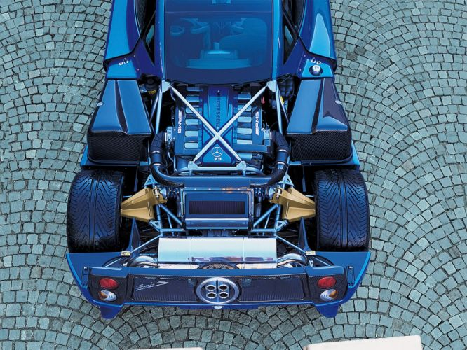 2002 Pagani Zonda C12 S 7_3 supercar supercars engine engines wallpaper
