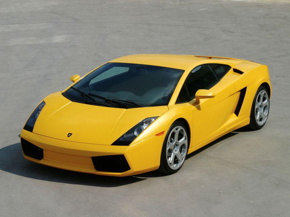 2003 Lamborghini Gallardo supercar supercars     f wallpaper