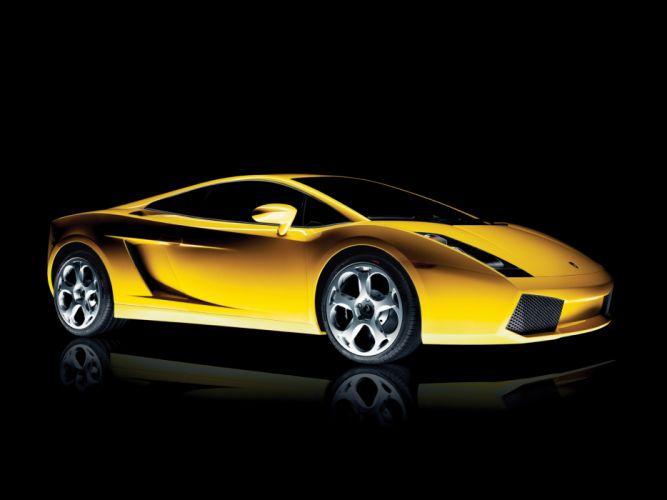 2003 Lamborghini Gallardo supercar supercars fd wallpaper