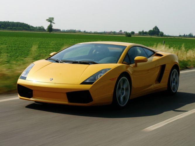 2003 Lamborghini Gallardo supercar supercars g wallpaper