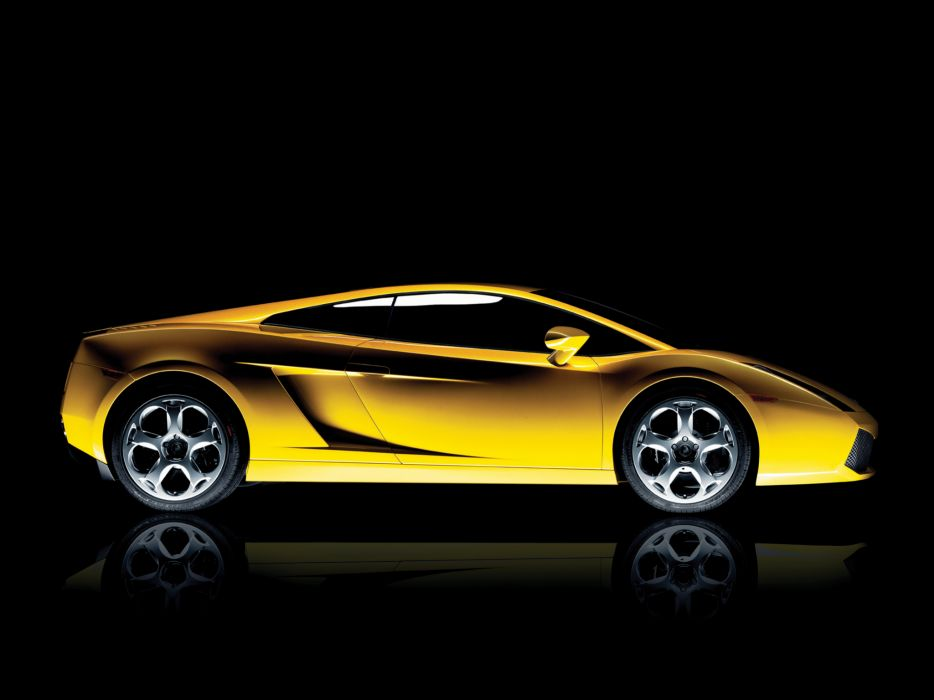 2003 Lamborghini Gallardo supercar supercars  d wallpaper