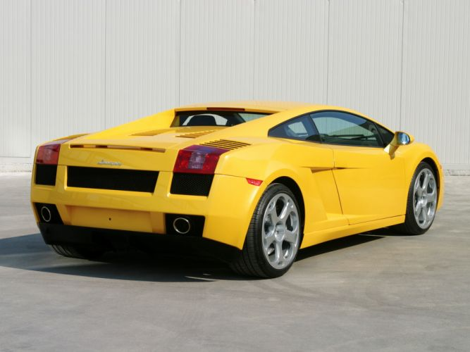 2003 Lamborghini Gallardo supercar supercars q wallpaper