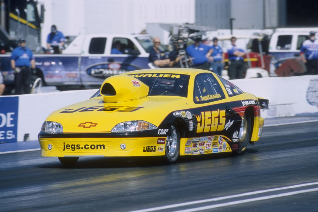 2004 NHRA Pro Stock pro-stock drag race racing hot rod rods   f wallpaper