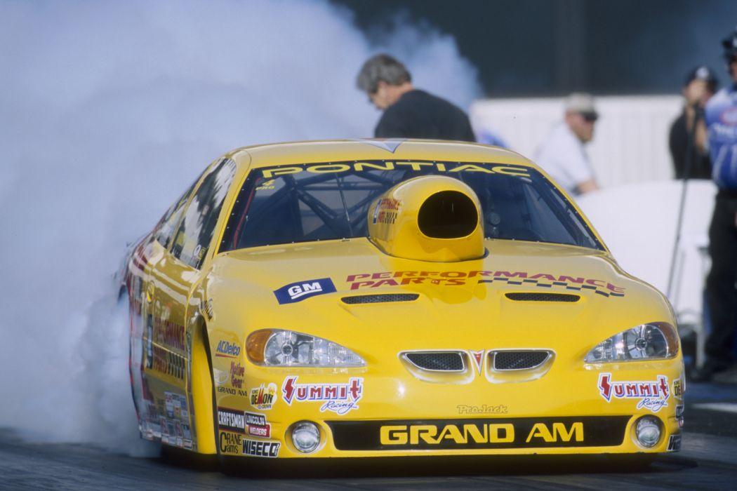 2004 NHRA Pro Stock pro-stock drag race racing hot rod rods   v wallpaper