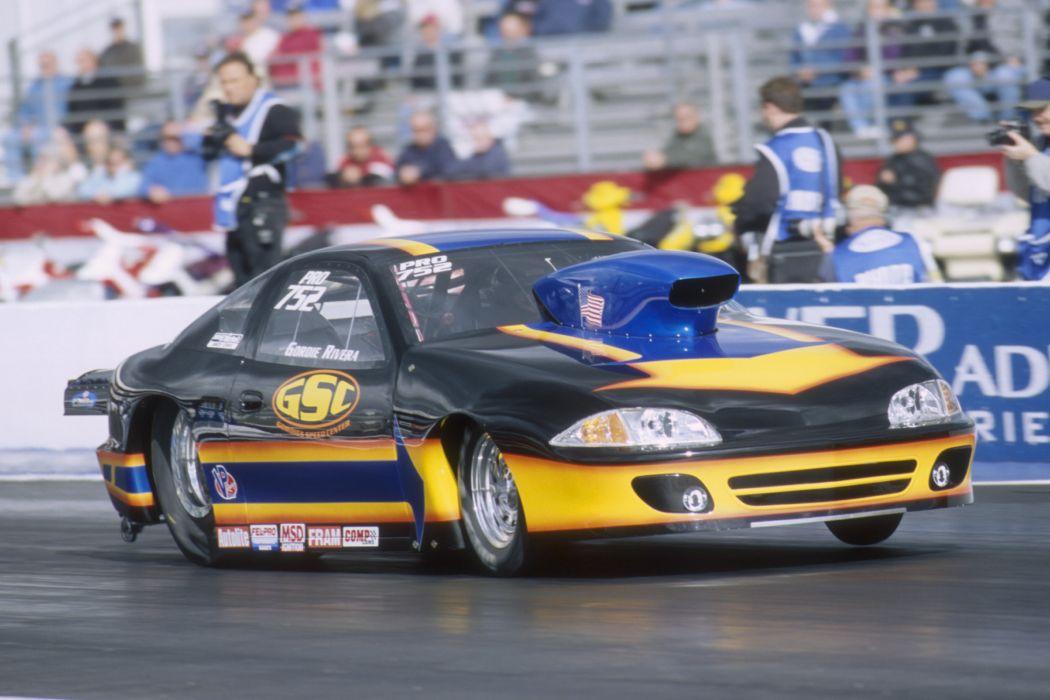 2004 NHRA Pro Stock pro-stock drag race racing hot rod rods   r wallpaper