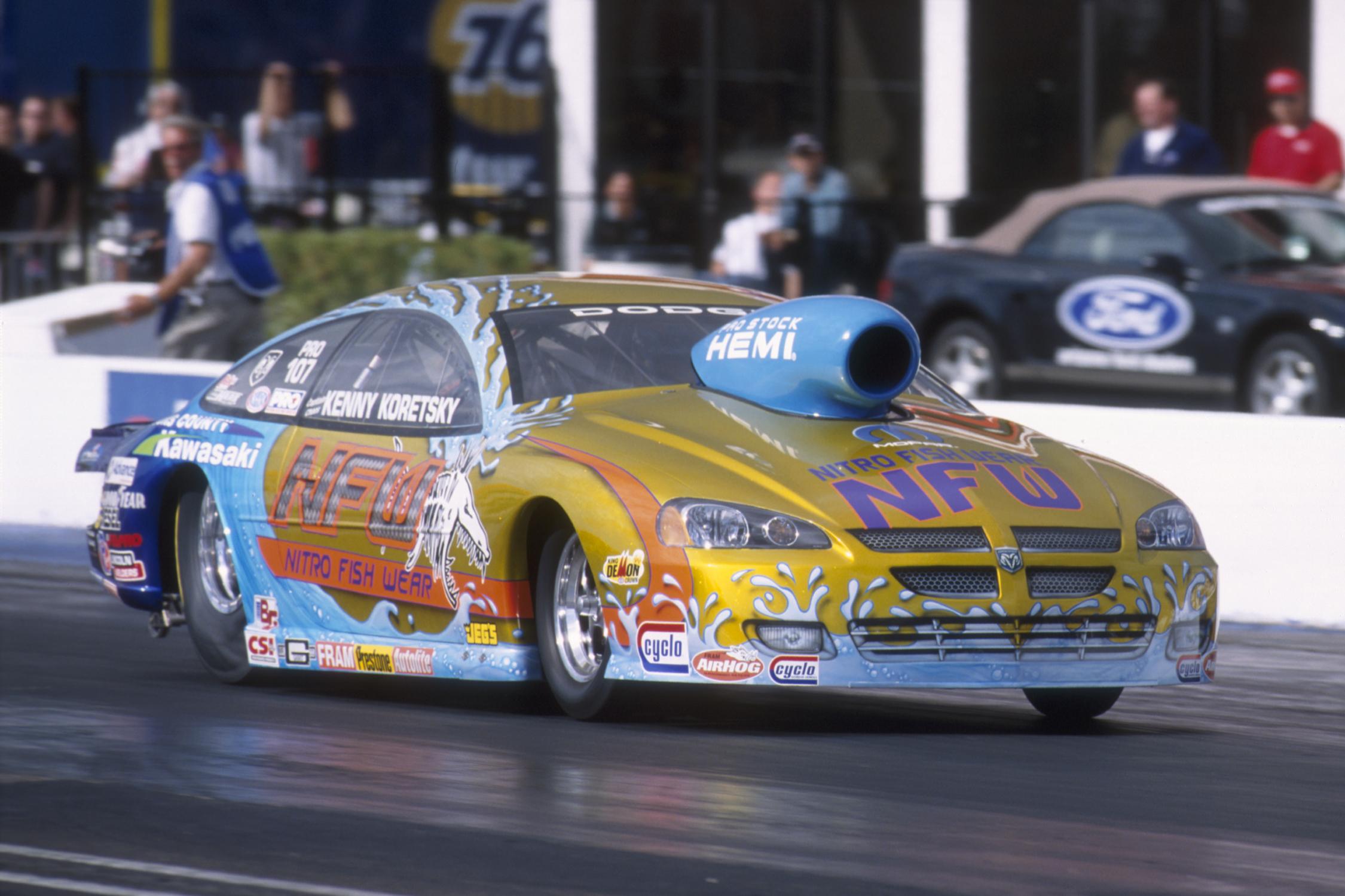 2004 Nhra Pro Stock Pro Stock Drag Race Racing Hot Rod