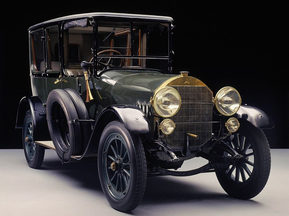 Mercedes Benz 1912 wallpaper