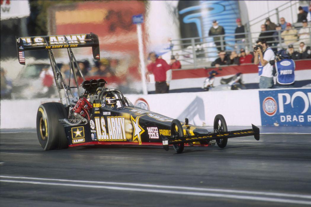 2004 NHRA Top Fuel top-fuel drag race racing engine engines   f wallpaper