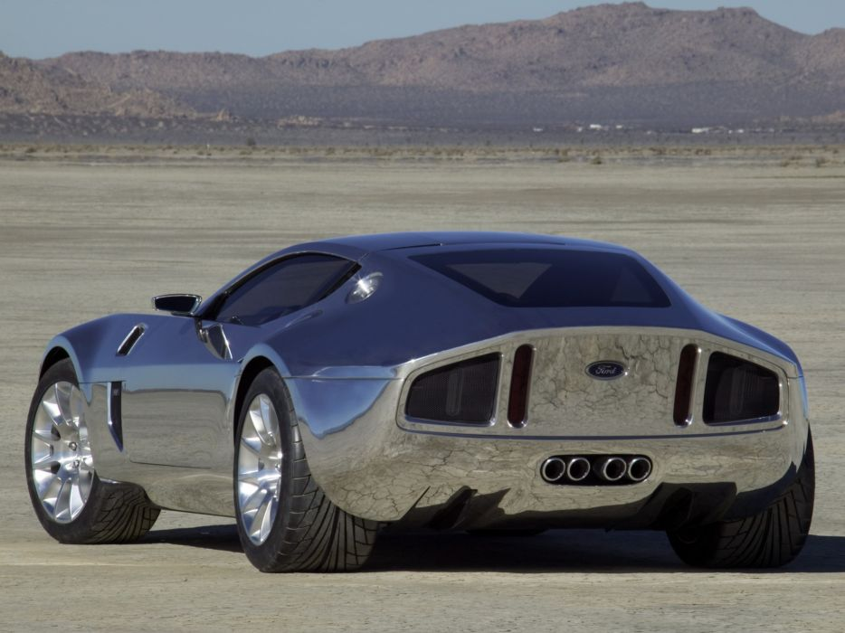 2005 Ford Shelby GR-1 Concept supercar supercars      f wallpaper