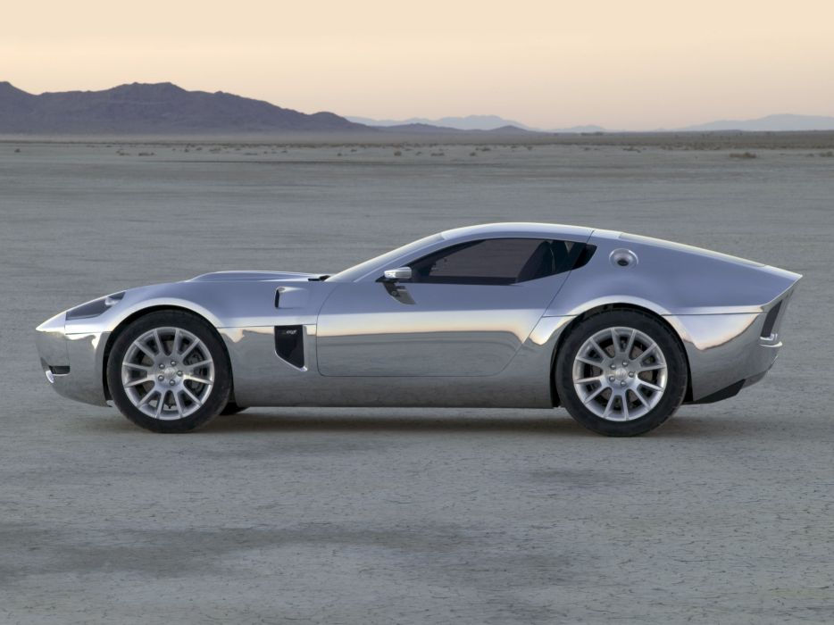 2005 Ford Shelby GR-1 Concept supercar supercars    d wallpaper