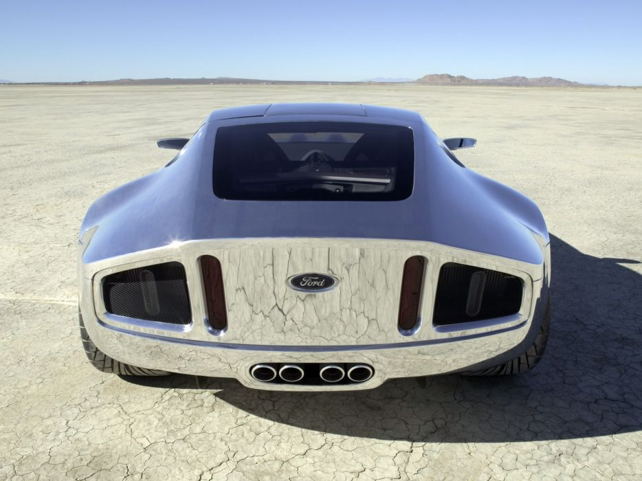 2005 Ford Shelby GR-1 Concept supercar supercars    ge wallpaper