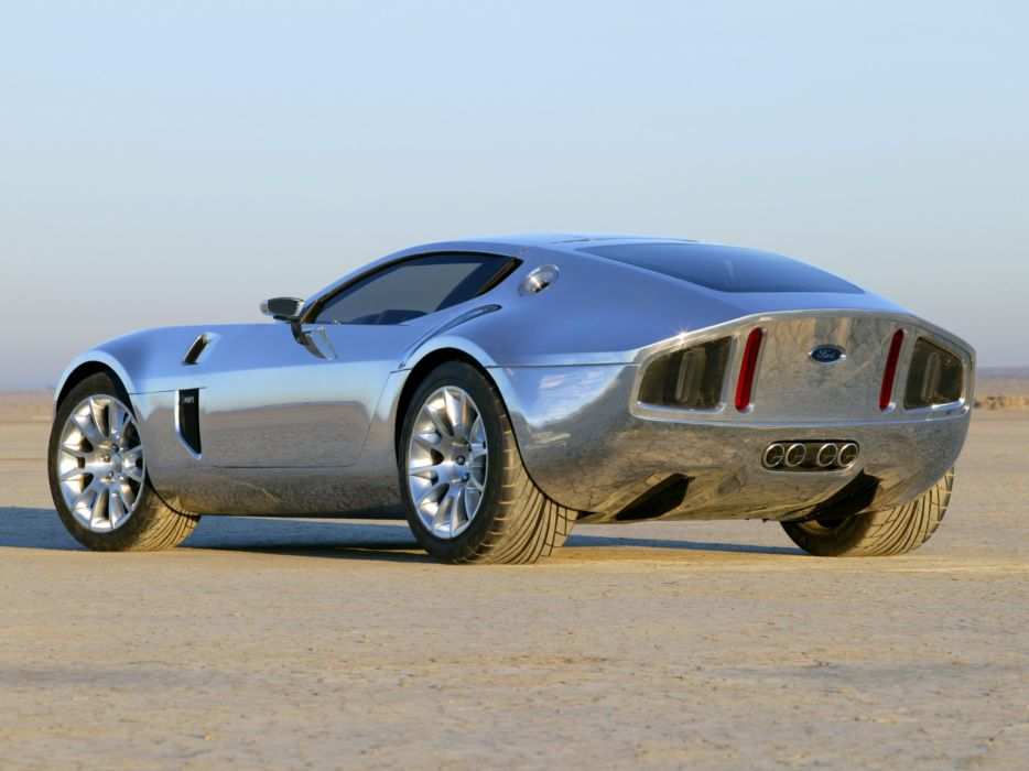 2005 Ford Shelby GR-1 Concept supercar supercars   ss wallpaper
