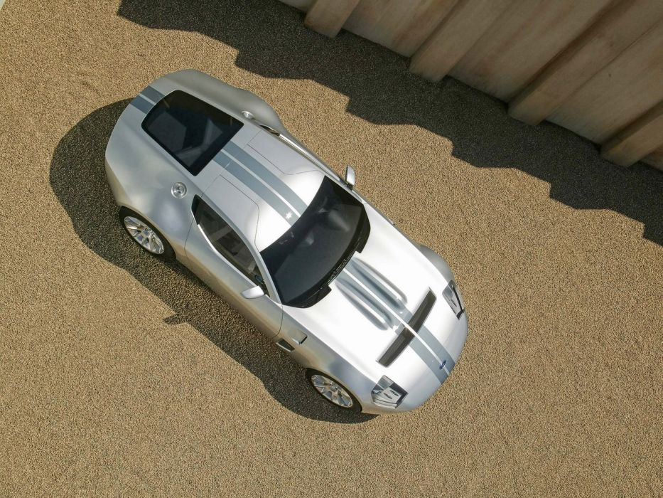 2005 Ford Shelby GR-1 Concept supercar supercars   g wallpaper