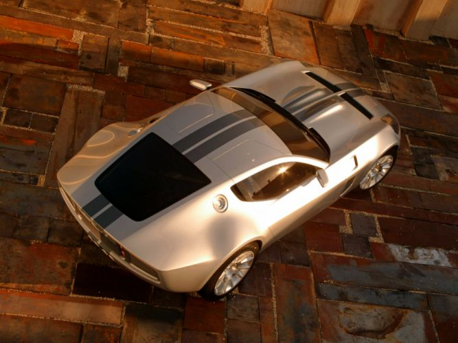 2005 Ford Shelby GR-1 Concept supercar supercars x wallpaper