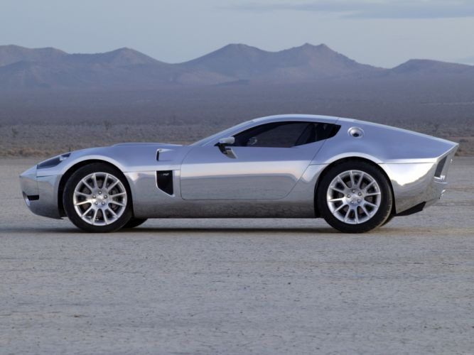 2005 Ford Shelby GR-1 Concept supercar supercars e wallpaper