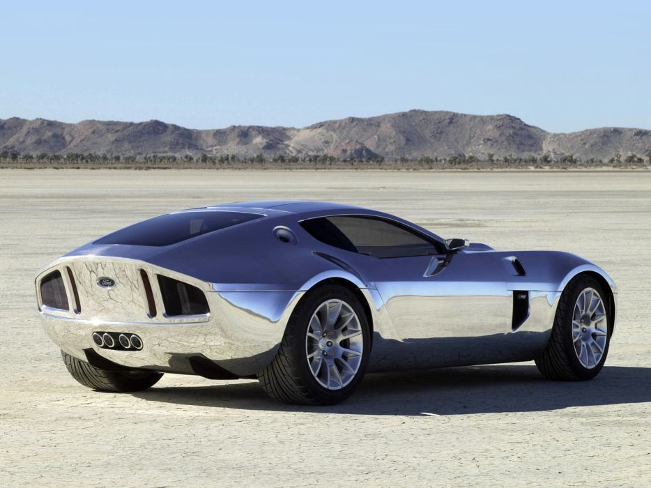 2005 Ford Shelby GR-1 Concept supercar supercars r wallpaper