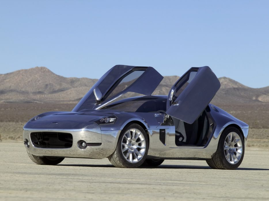 2005 Ford Shelby GR-1 Concept supercar supercars t wallpaper