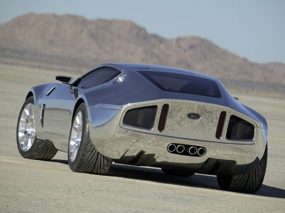2005 Ford Shelby GR-1 Concept supercar supercars u wallpaper