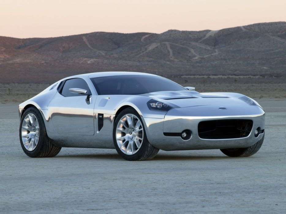 2005 Ford Shelby GR-1 Concept supercar supercars y wallpaper