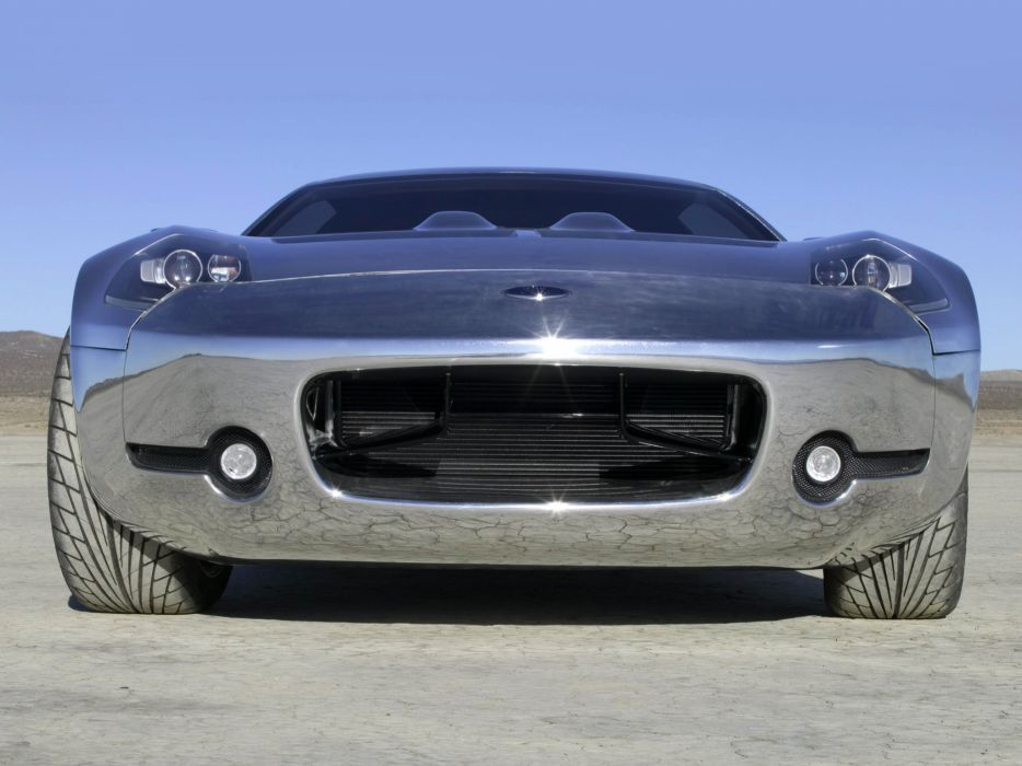 2005 Ford Shelby GR-1 Concept supercar supercars wallpaper